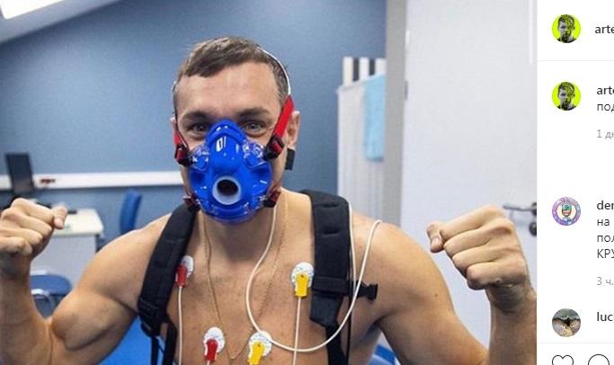 Боец ММА Магомед Исмаилов предложил заменить ринг-герл на Артема Дзюбу