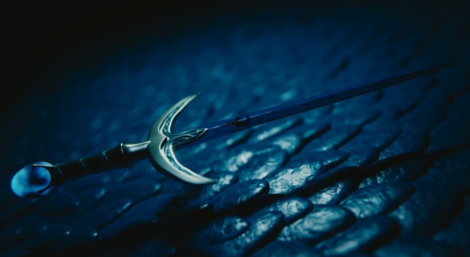 В баре на Гороховой разъяренный «самурай» мечом разнес мебель