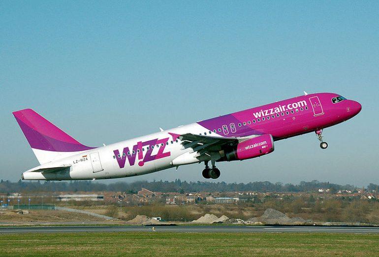 Лоукостер WizzAir отложил запуск рейсов из Пулково в Европу
