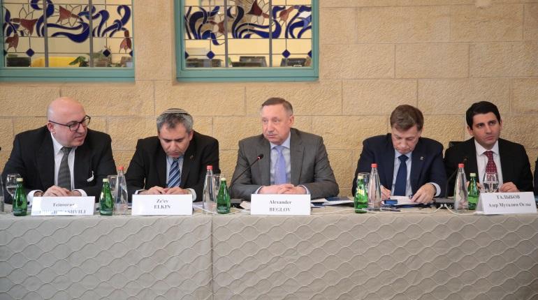 Израильский бизнес могут привлечь к созданию технопарков в Петербурге