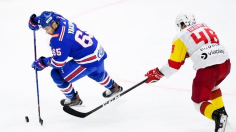 СКА проведет домашние матчи с «Йокеритом» без болельщиков