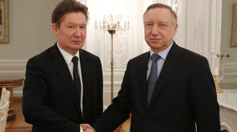 «Газпром» займется благоустройством в центре Петербурга