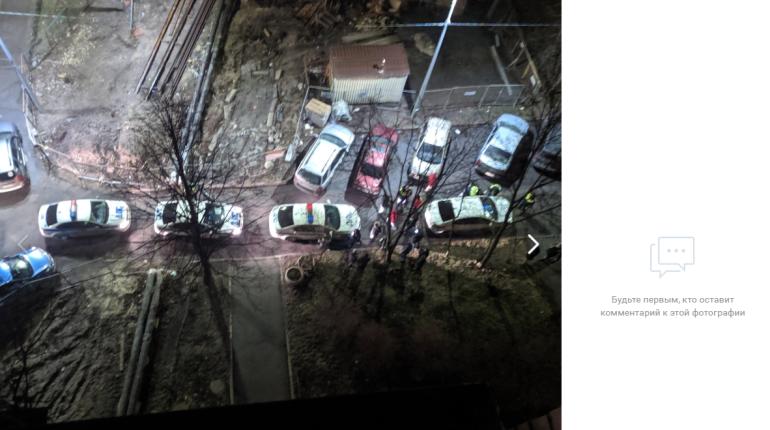 На Ветеранов полиция с погоней задерживала нетрезвого лихача на Hyundai