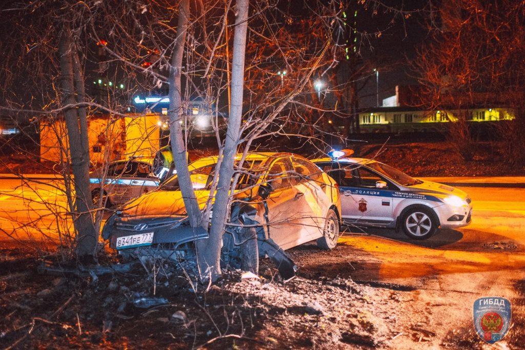 Стали известны детали задержания лихача на Боровой