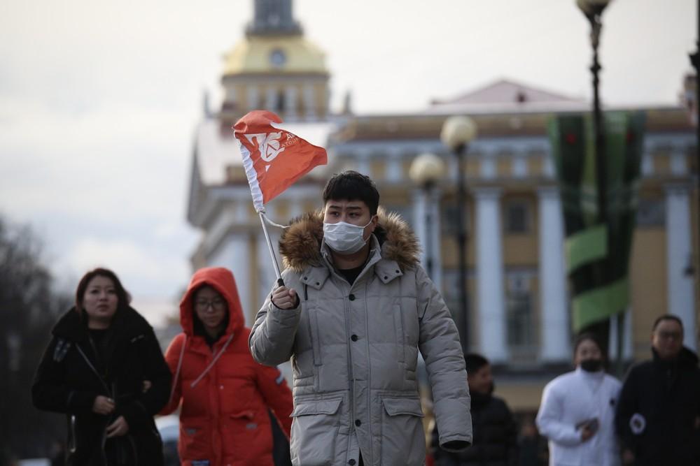 Петербург попрощается с китайскими туристами из-за вспышки коронавируса