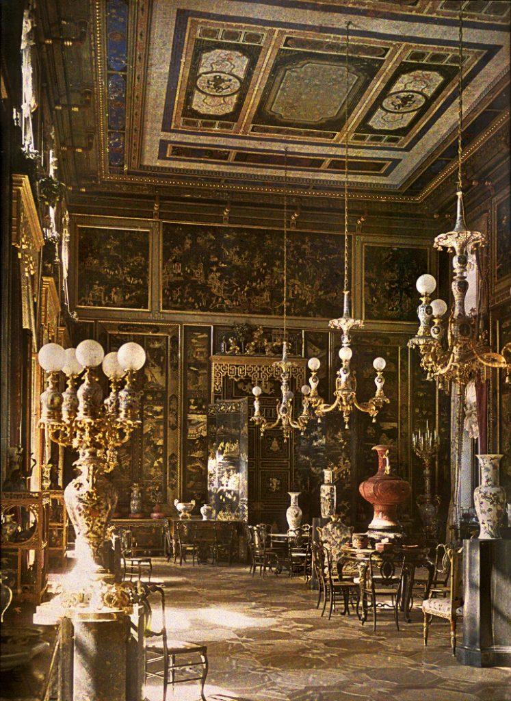 В Царском Селе открылся Екатерининский дворец