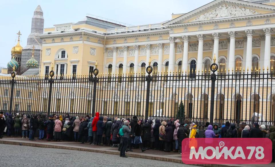 Вторник, 11 февраля: пресс-конференция в честь годовщины вывода войск из Афганистана и 125-летие Русского музея