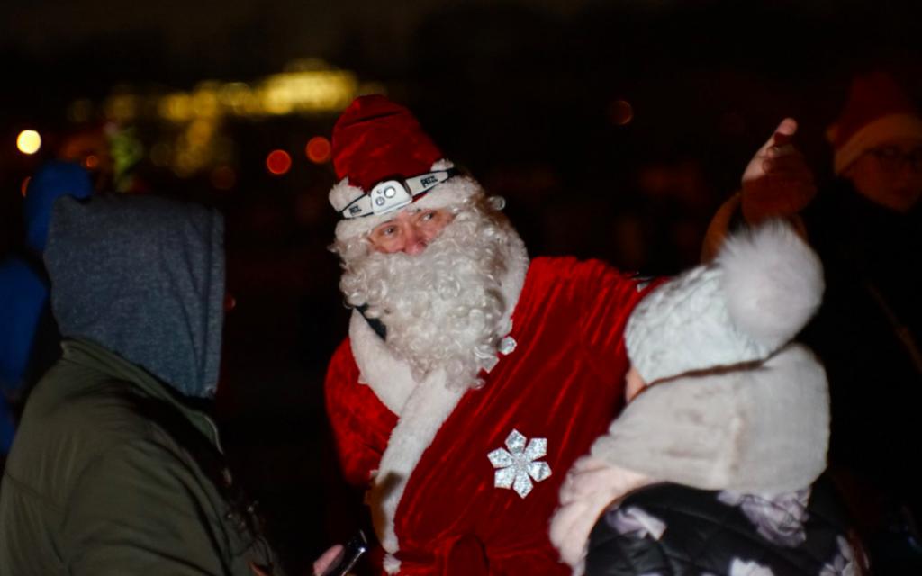 Встреча с Дедом Морозом на Дворцовой площади в этом году не состоится