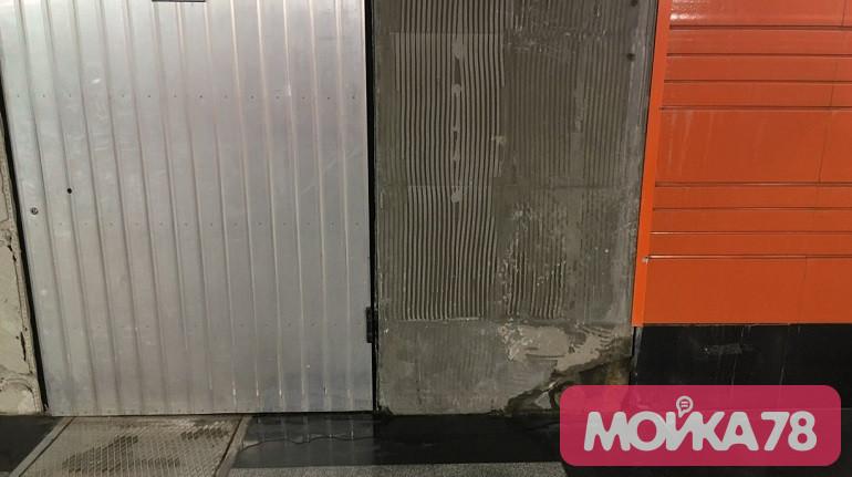 «Разваливающаяся» «Беговая» дождалась ремонта: пассажирам придется толкаться 2,5 месяца