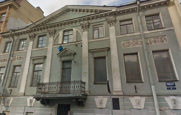 Музей исламской культуры отказался въезжать в дом Брюллова на Васильевском острове