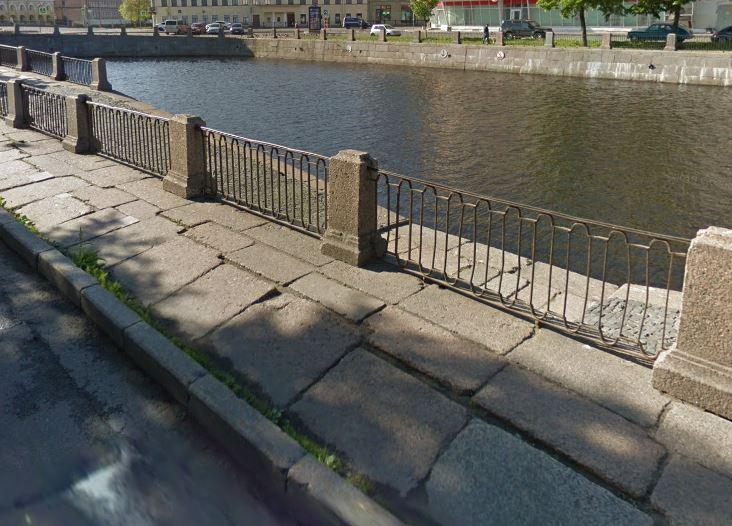 Канал Грибоедова временно перекроют для движения судов