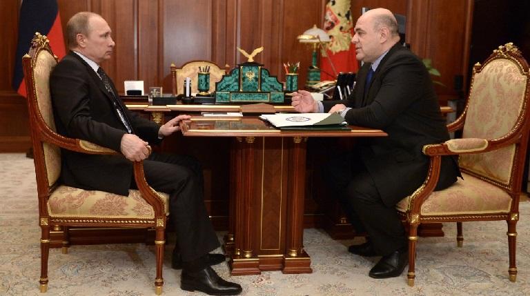 Путин объяснил, как выбрал Мишустина на пост премьера