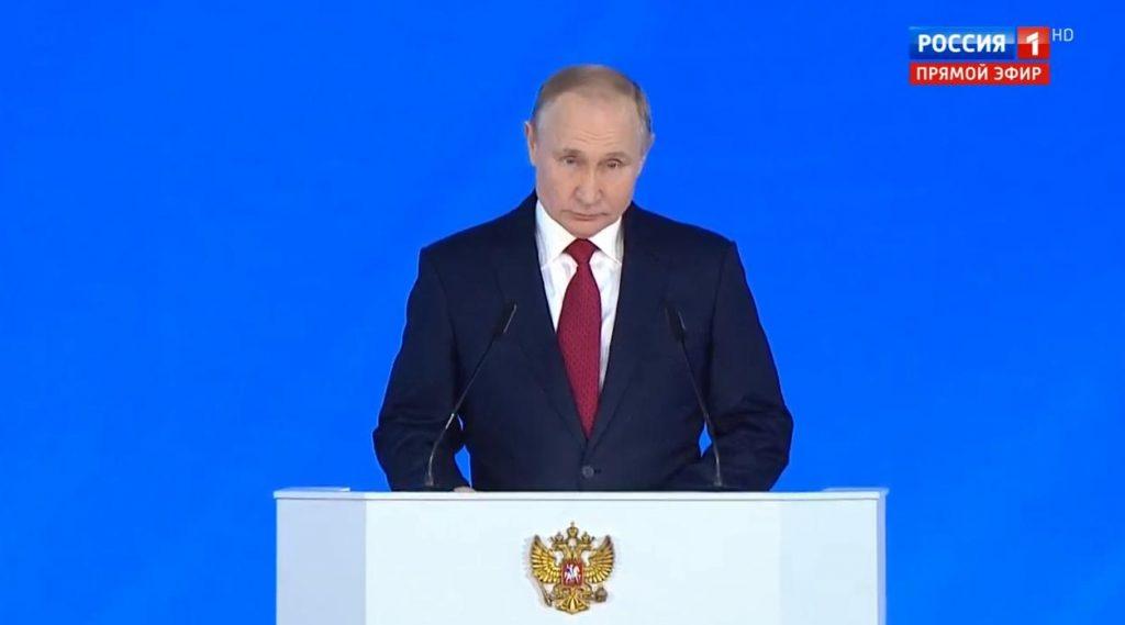 Путин: инфляция в России находится на предсказуемо низком уровне