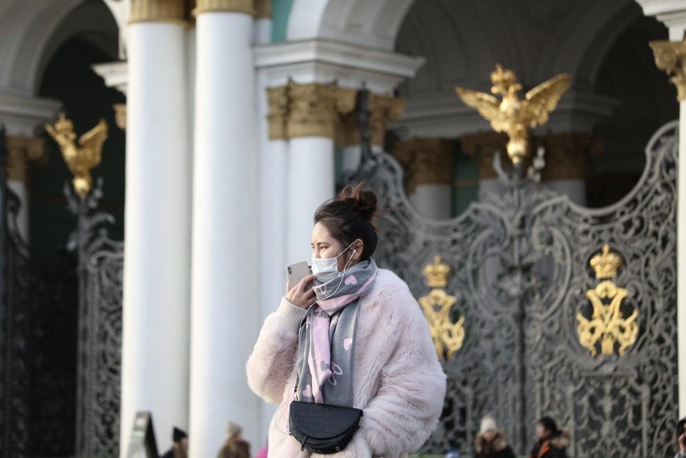 Россия ограничила въезд иностранных туристов из Китая из-за коронавируса