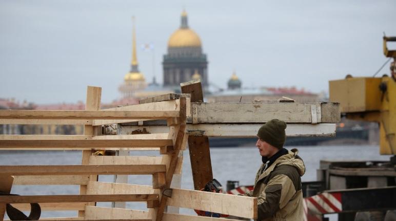 Доступ к петербургским купелям на Крещение могут ограничить для безмасочников