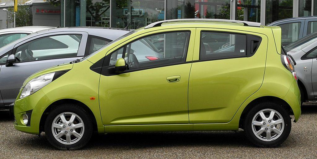 В Россию возвращаются бюджетные модели Chevrolet