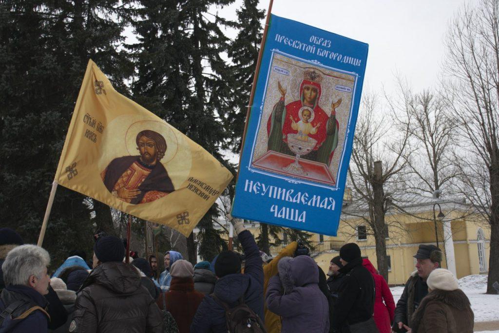 Перед Великим постом трезвенники Петербурга выйдут на крестный ход