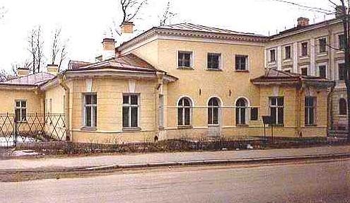 В Пушкине за 45 млн отреставрируют дом Теппера де Фергюсона