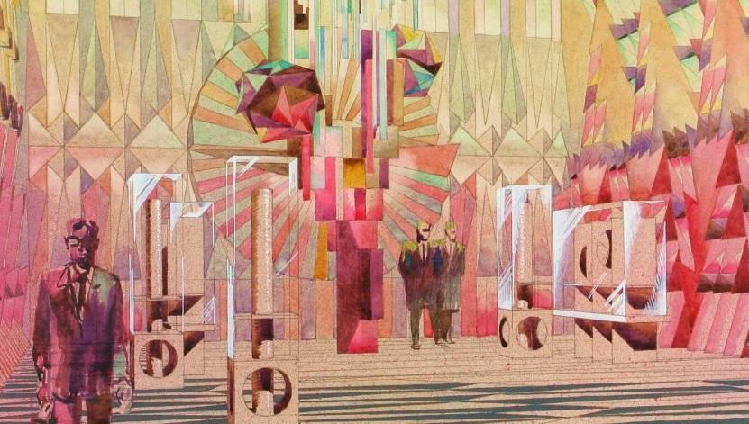 В «Манеже» откроется выставка, посвященная российскому кинетическому искусству