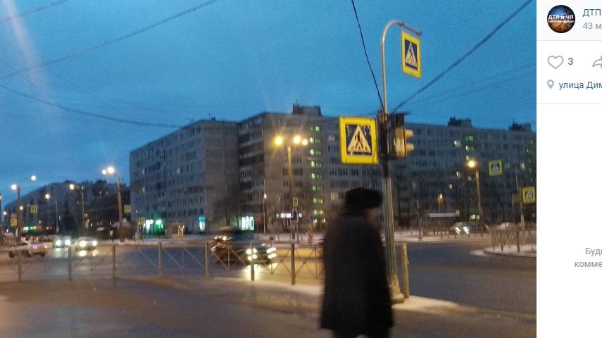 Осторожно: на перекрестке Димитрова и Будапештской погасли светофоры