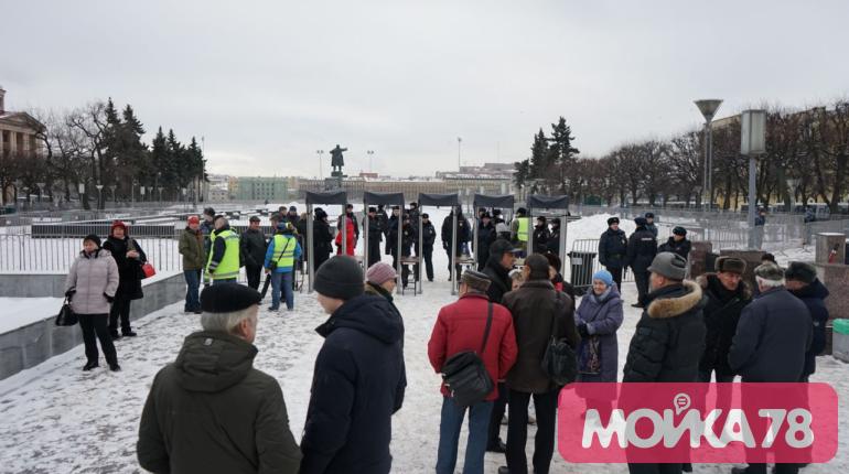 Число гайд-парков в Петербурге хотят сократить из-за невостребованности