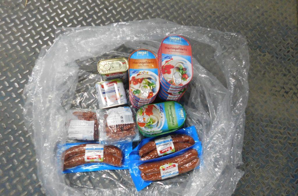 В феврале в Петербург и область не пустили почти тонну «запрещенки» из-за границы