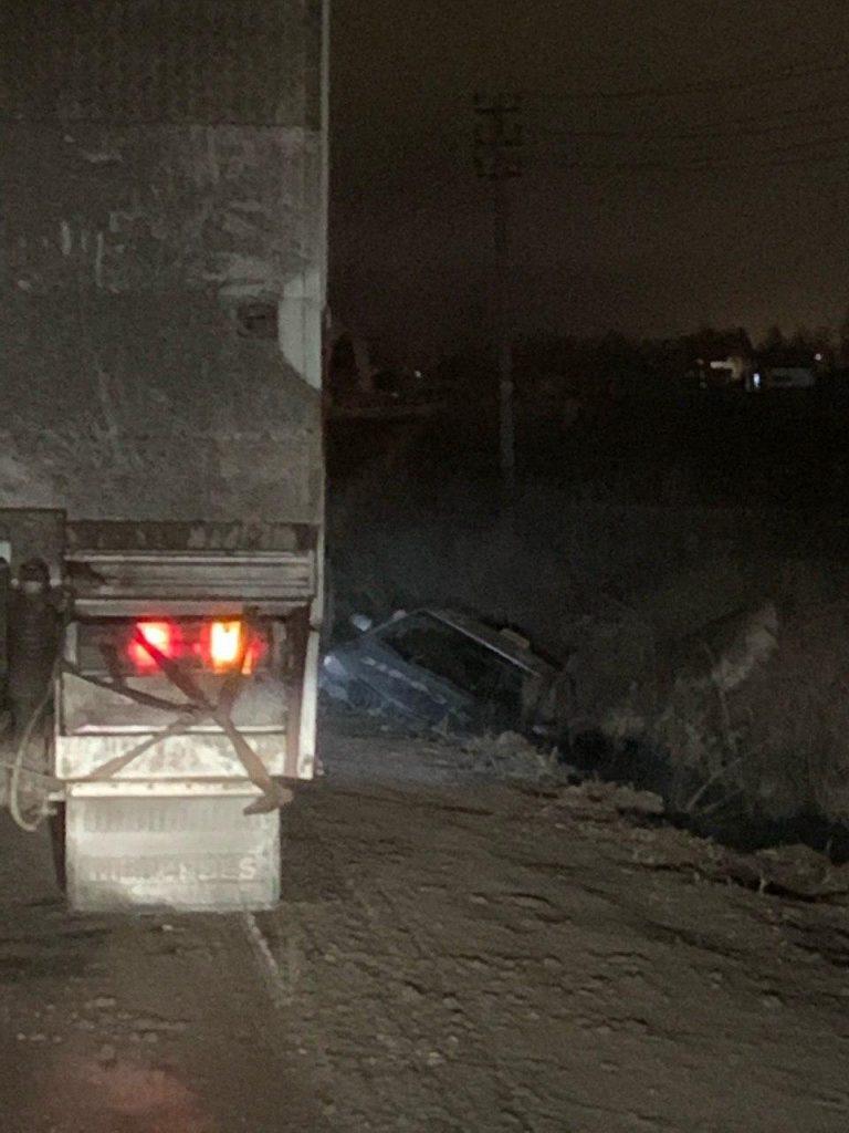Новое ДТП в Парголово: Михайловская дорога продолжает усложнять жизнь водителям