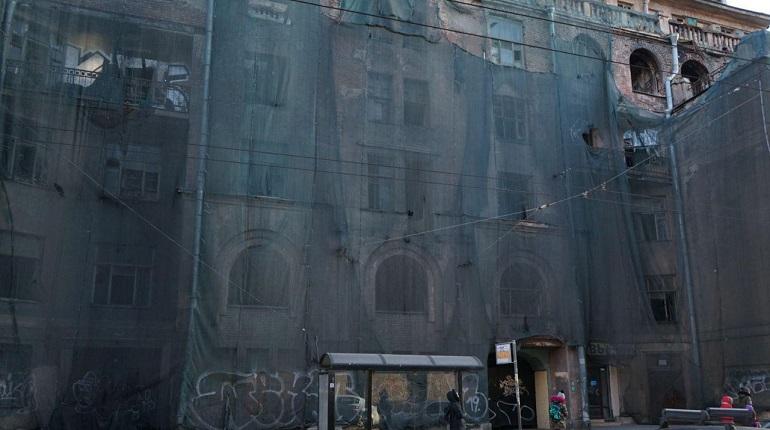 Дирекция Минкульта РФ открестилась от дома Басевича. Поиск заказчика сноса здания продолжается
