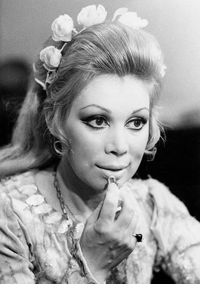 Скончалась итальянская оперная певица Мирелла Френи