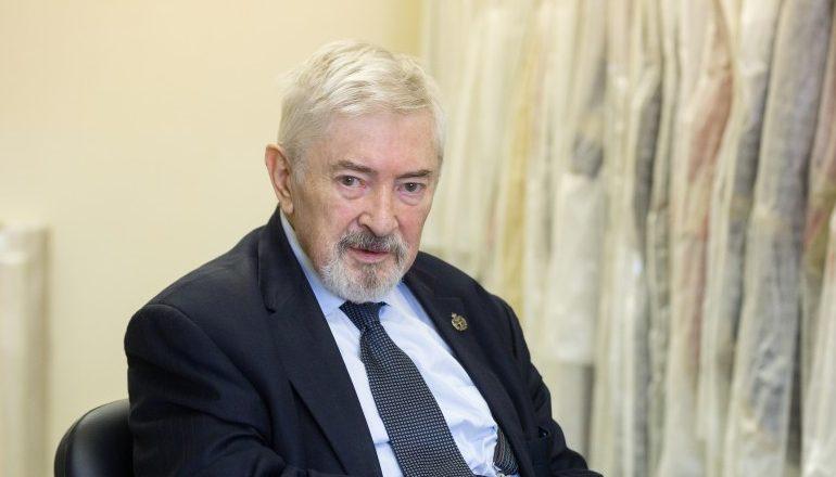 Скончался президент ГМЗ «Петергоф» Знаменов