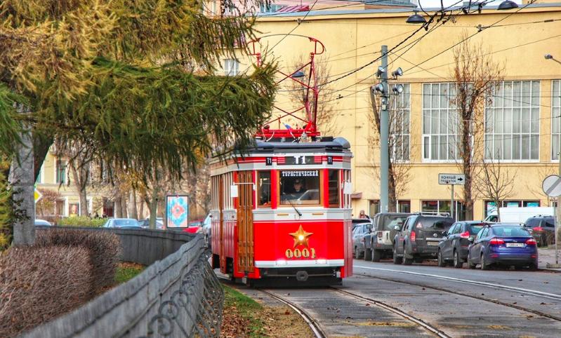 В Петербурге проведут квест об истории городского общественного транспорта