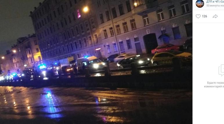 Вытащивший девушку из Фонтанки петербуржец рассказал «Мойке78» подробности трагедии