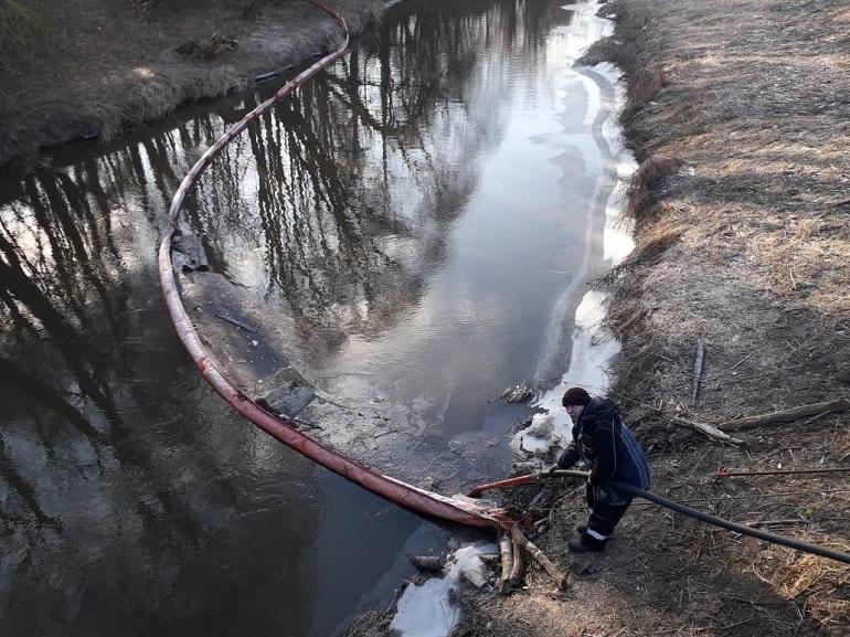 За нарушение экологии в Петербурге выписали штрафов на 675 тысяч