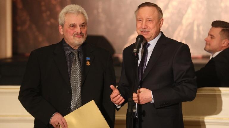 Беглов поздравил с юбилеем худрукатеатра «Санктъ-Петербургъ Опера»