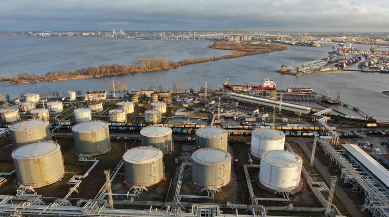 Петербургский нефтяной терминал переориентируют на перевалку безопасных нефтепродуктов