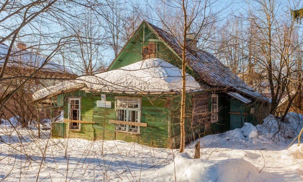 Совладелец сети «Максидом» купил участок с деревянным домом в Зеленогорске за 7 млн