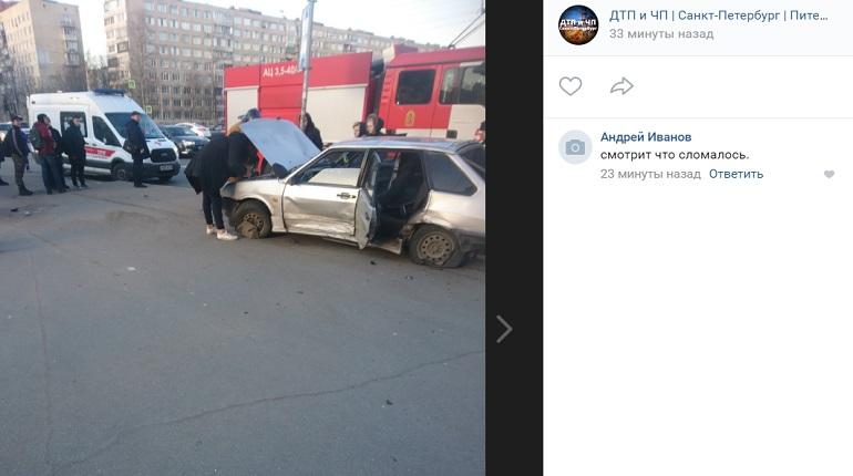 По факту смертельной аварии на Дунайской возбудили дело: водителя иномарки допросят