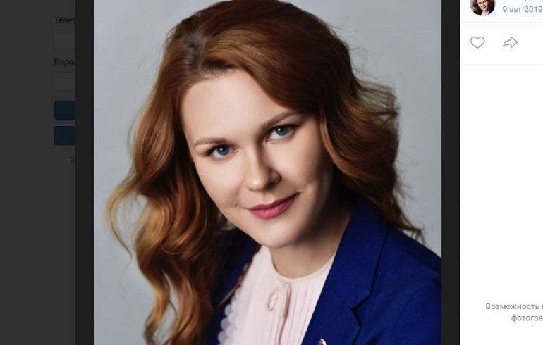 Лебедева рассказала в ЗакСе, почему должна стать детским омбудсменом