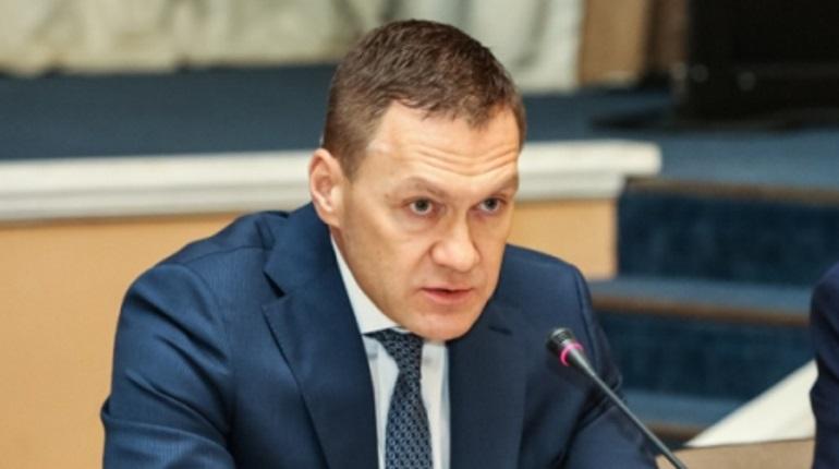 Начальник петербургского ГУ МВД Плугин получил звание генерал-лейтенанта