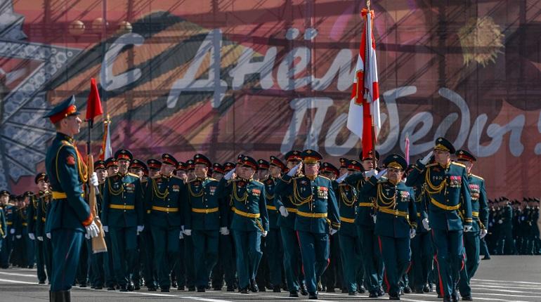 В Ленобласти более 1,5 тыс. военных ЗВО примут участие в торжествах в День Победы