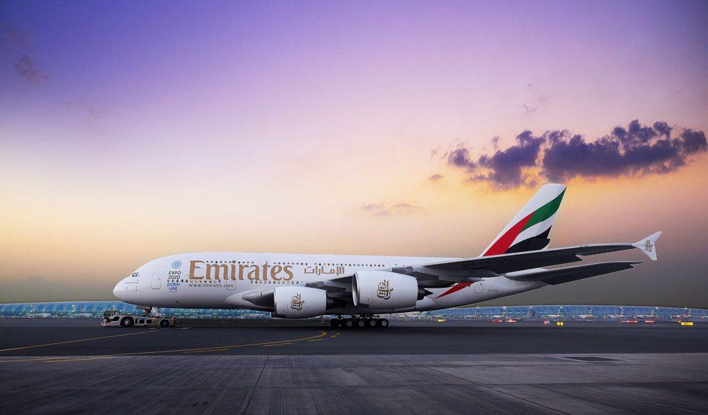 Emirates Airlines возобновит прямые рейсы между Петербургом и Дубаем