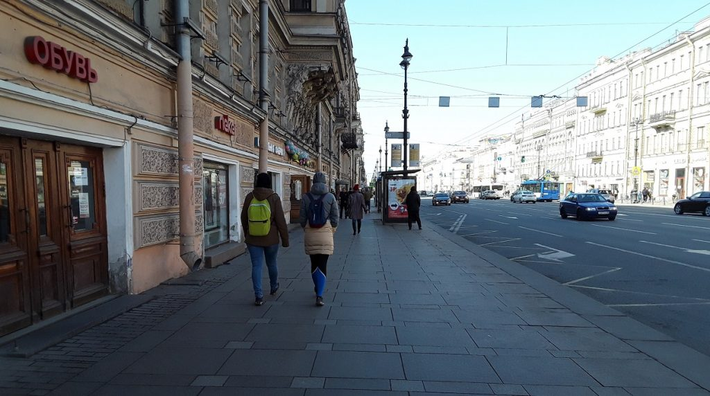 Петербург на гребне антициклона: в городе будет тепло и без осадков