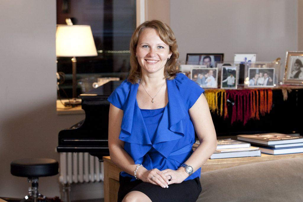 Ирина Воронина, бизнес-школа AMI: для нас кризис — это смена фокуса и формата