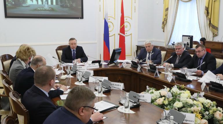 В Петербурге создали совет против распространения коронавируса