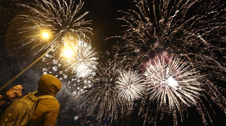 В парке 300-летия встретили «Масленицу 2.0»: фоторепортаж «Мойки78»