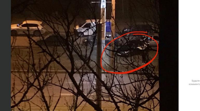 На юго-западе Петербурга с погоней ловили каршеринг, опасные маневры не помогли