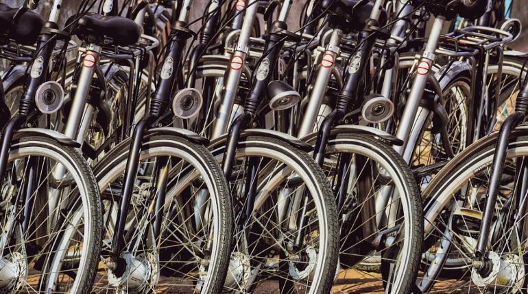 До конца мая в Петербург вернется велопрокат