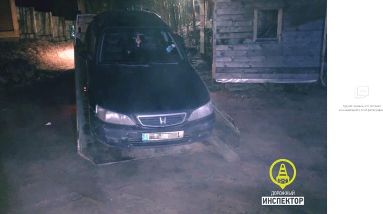 На Юкковском шоссе с погоней ловили пьяного водителя из Молдовы