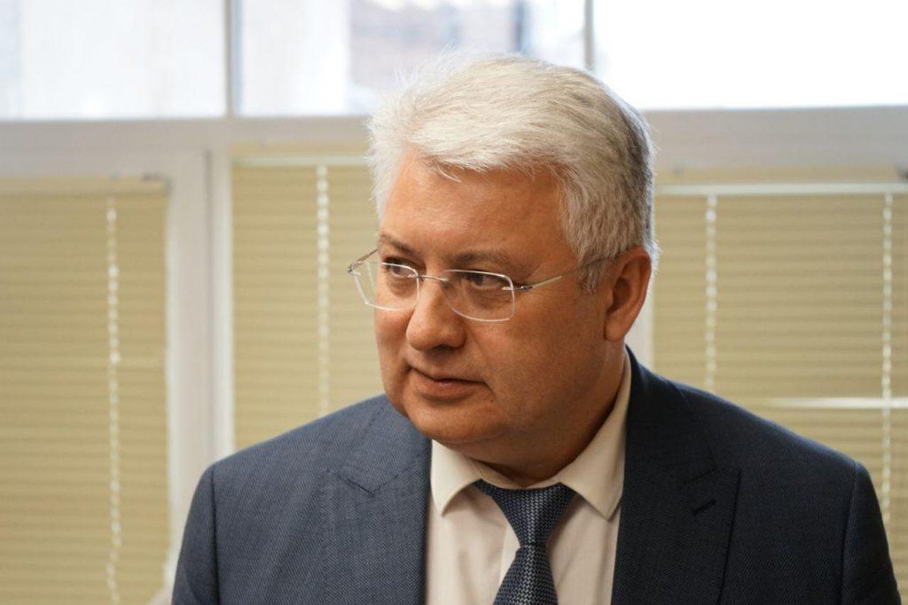 Олег Эргашев поддержал медиков Петербурга посредством телемарафона