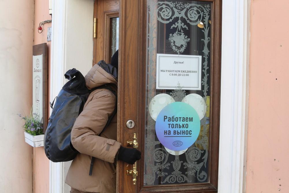 Кто должен следить за соблюдением карантина в Петербурге